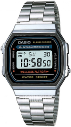 Casio Casio Collection Teräs 38.6x36.3 mm A168WA-1YES