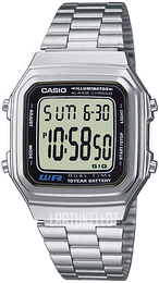 Casio Casio Collection Teräs 41.2x34 mm A178WEA-1AES