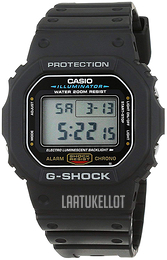 Casio G-Shock Muovi 48.9x42.8 mm DW-5600E-1VER