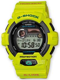 Casio G-Shock LCD Muovi Ø52 mm GWX-8900C-3ER 7f4c851686