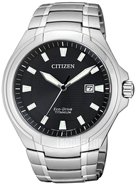 Citizen Titanium Musta Titaani Ø42 mm BM7430-89E 6f03e56a3c