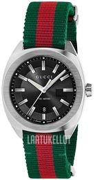 Gucci G- Frame Musta Teräs Ø41.1 mm YA142305 ca3603efab