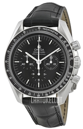 Omega Speedmaster Moonwatch Professional 42mm Musta/Nahka Ø42 mm 311.33.42.30.01.001