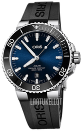Oris Diving Sininen/Kumi Ø43.5 mm 01 733 7730 4135-07 4 24 64EB