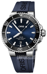 Oris Diving Sininen/Kumi Ø43.5 mm 01 733 7730 4135-07 4 24 65EB