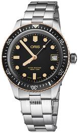 Oris Diving Musta Teräs Ø36 mm 01 733 7747 4354-07 8 17 18 456a5c80ac