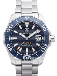 TAG Heuer Aquaracer Sininen/Teräs Ø41 mm WAY211C.BA0928