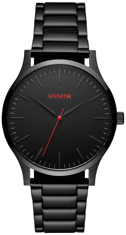 MVMT Series Miesten kello MT01-BL Musta/Teräs Ø40 mm