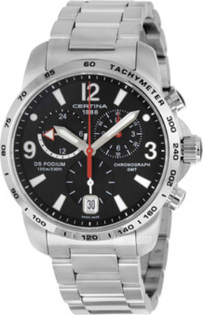 C001.639.11.057.00 Certina DS Podium Big Chrono GMT  b388356ab3
